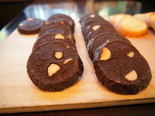マカダミアンクッキー(チョコレート)