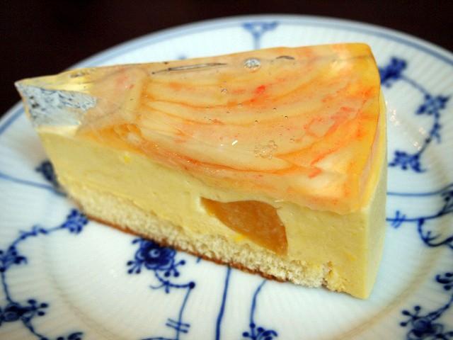 もものケーキ(ちひろ&あやか)