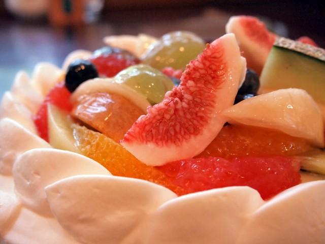 誕生日ケーキ:クレームヒロト