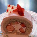 ことみのロールケーキ