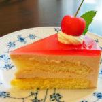 ちひろのさくらんぼケーキ