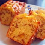 文旦のパウンドケーキ
